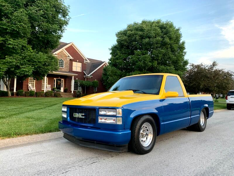 Chevrolet C/K 1500 Reg. Cab 6.5-ft. bed 2WD 1989