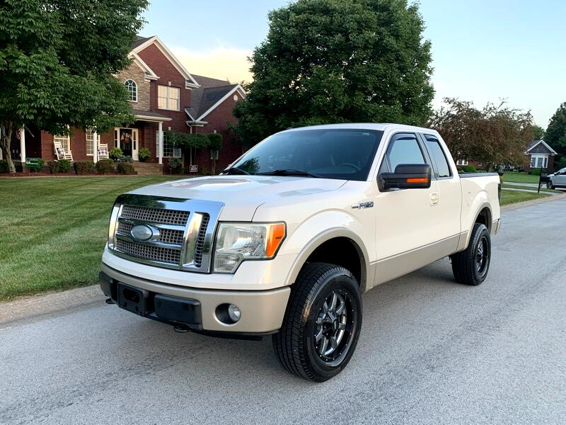 Ford F-150 Lariat SuperCab 5.5-ft. Bed 4WD 2009