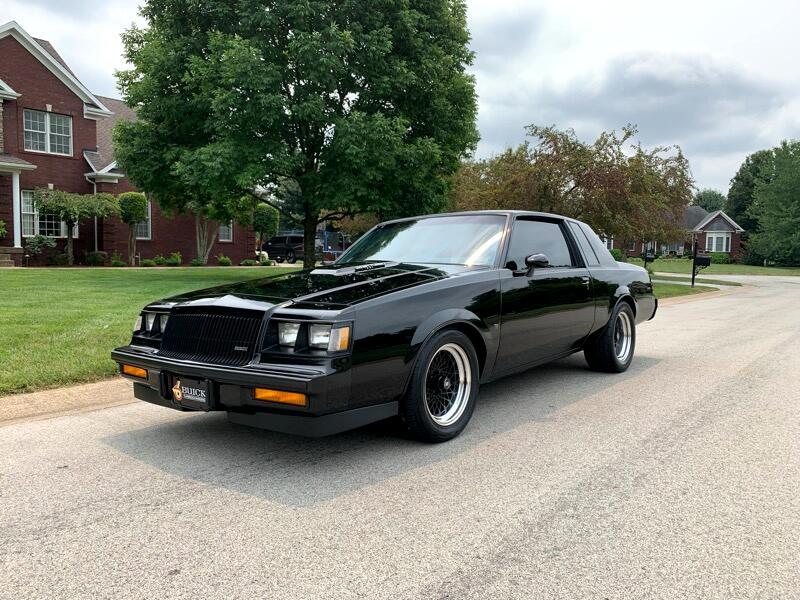 Buick Regal T Type Turbo 1987