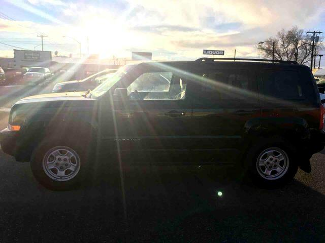 2016 Jeep Patriot Sport SUV 4D
