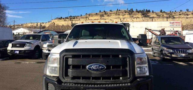 2011 Ford F-550 165 W.B. 2D