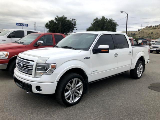 2013 Ford F-150 Limited Pickup 4D 5 1/2 ft