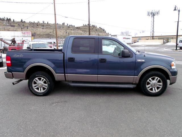 2005 Ford F-150 Lariat Pickup 4D 5 1/2 ft
