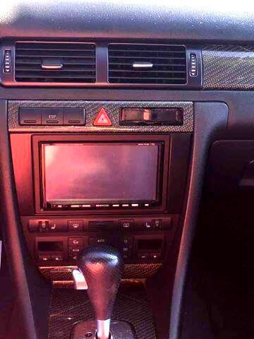 2003 Audi RS6 Quattro Sedan 4D