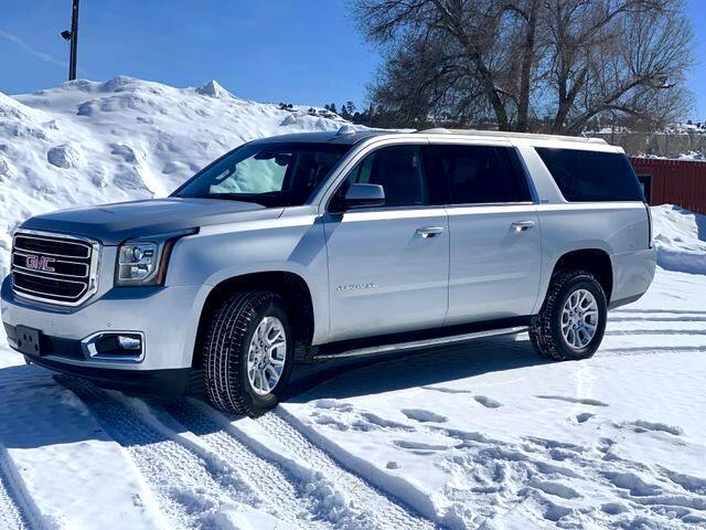 2018 GMC Yukon XL SLT Sport Utility 4D