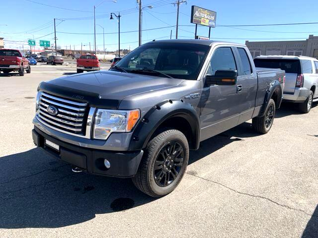 2011 Ford F-150 FX4 Pickup 4D 6 1/2 ft