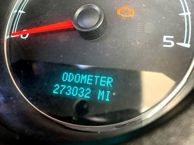 2008 Chevrolet Silverado 3500HD LTZ Pickup 4D 8 ft