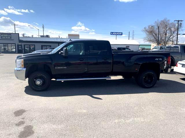 2008 Chevrolet Silverado 3500HD LTZ Pickup 4D 8 ft