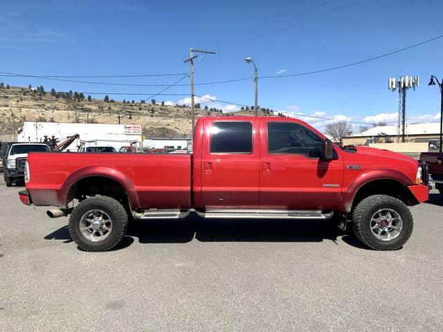 2004 Ford F-350 SD Lariat Pickup 4D 6 3/4 ft