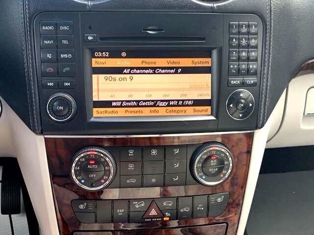 2011 Mercedes-Benz GL-Class GL 450 4MATIC Sport Utility 4D
