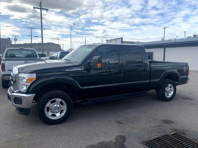 2015 Ford F-250 SD XLT Pickup 4D 6 3/4 ft