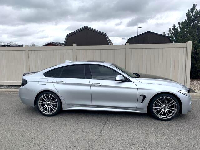 2016 BMW 4-Series Gran Coupe 428i Gran Coupe 4D