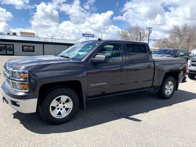 2014 Chevrolet Silverado 1500 LT Pickup 4D 5 3/4 ft