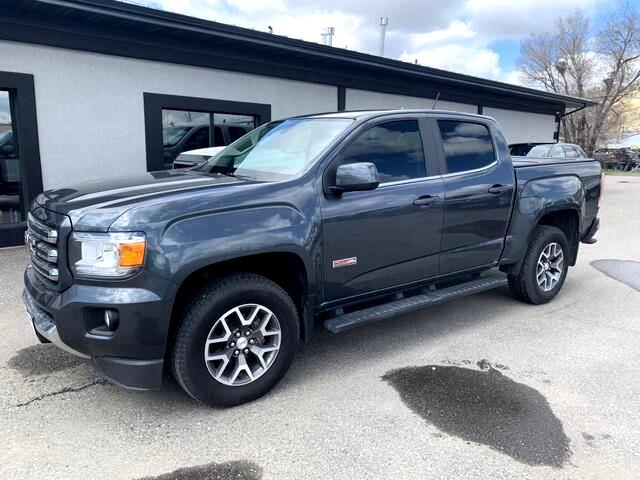 2015 GMC Canyon SLE Pickup 4D 5 ft