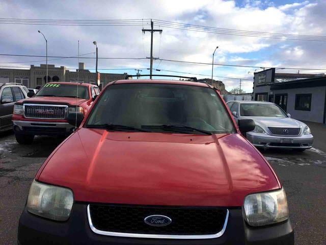 2002 Ford Escape XLT Sport Utility 4D