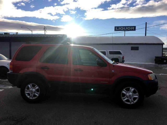 2002 Ford Escape XLT Sport Utility 4D