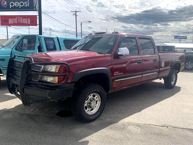 2005 Chevrolet Silverado 2500HD LT Pickup 4D 8 ft