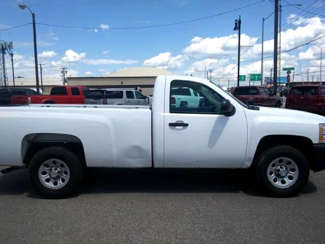 2009 Chevrolet Silverado 1500 Work Truck Pickup 2D 6 1/2 ft