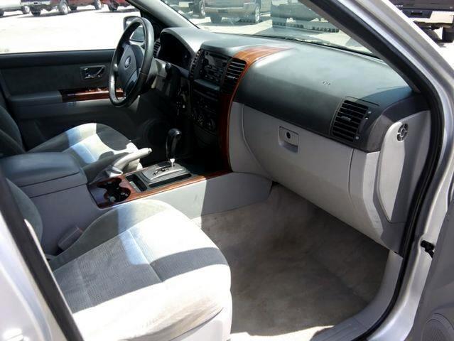 2006 Kia Sorento LX Sport Utility 4D