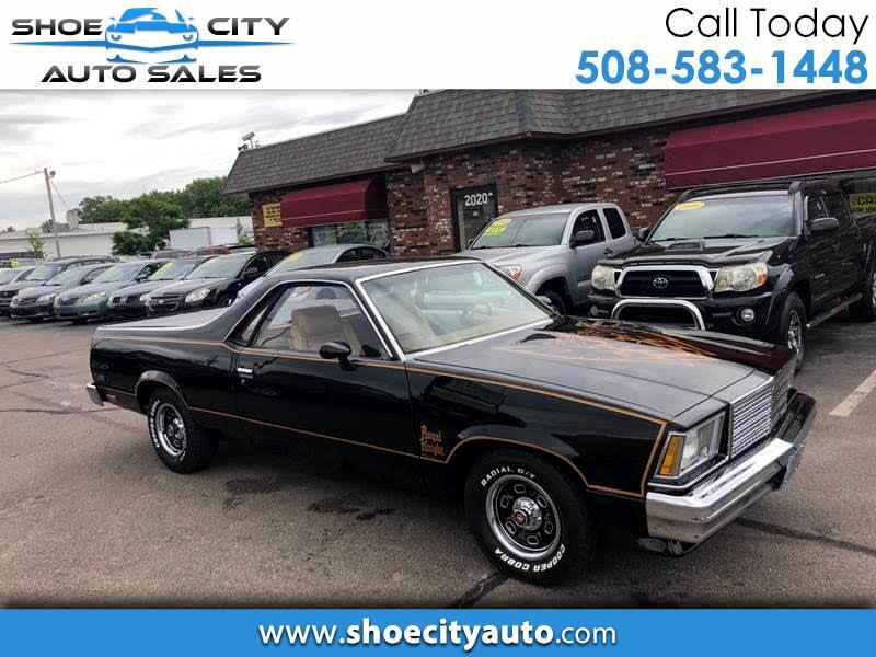 1979 Chevrolet El Camino Base