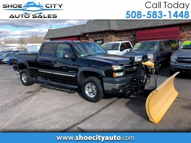 2007 Chevrolet Silverado Classic 2500HD LT1 Crew Cab 4WD
