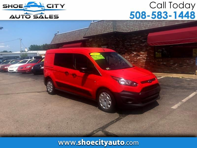 "2017 Ford Transit Connect 114.6"" XL w/side & rear door privacy glass"