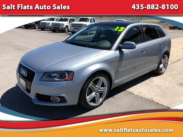 2013 Audi A3 2.0 TDI Clean Diesel with S tronic