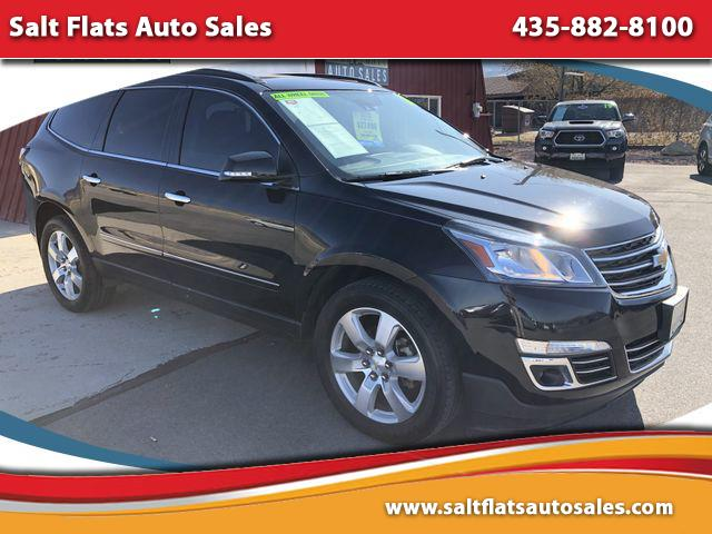 Chevrolet Traverse LTZ AWD 2016