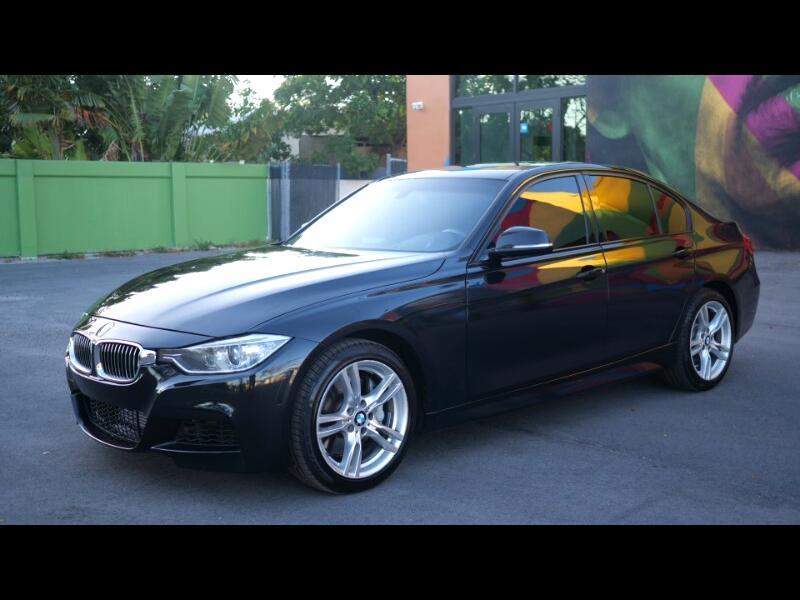 BMW 335i xDrive  2013