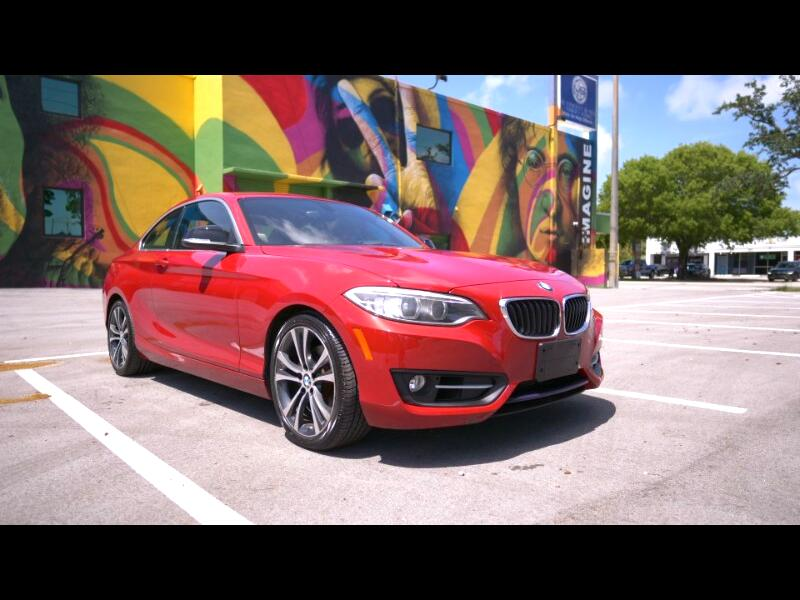 BMW 2-Series 228i Coupe 2014
