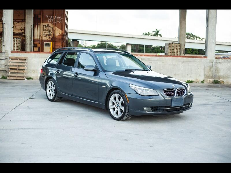 BMW 5-Series Sport Wagon 535xi 2008