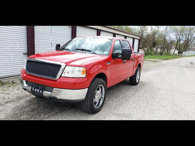 Ford F-150 XLT SuperCrew 2WD 2004