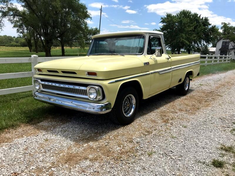 1965 Chevrolet 1/2 Ton Pickups Fleetside 117.5