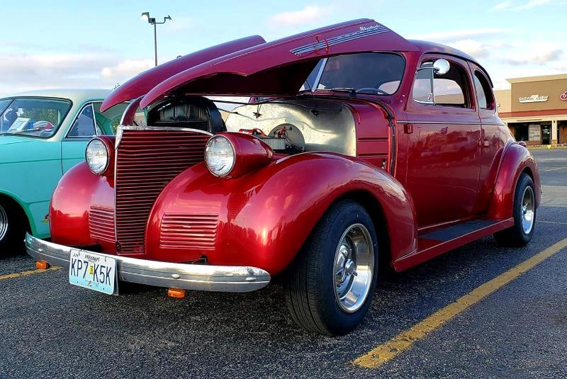 1939 Chevrolet coupe Base
