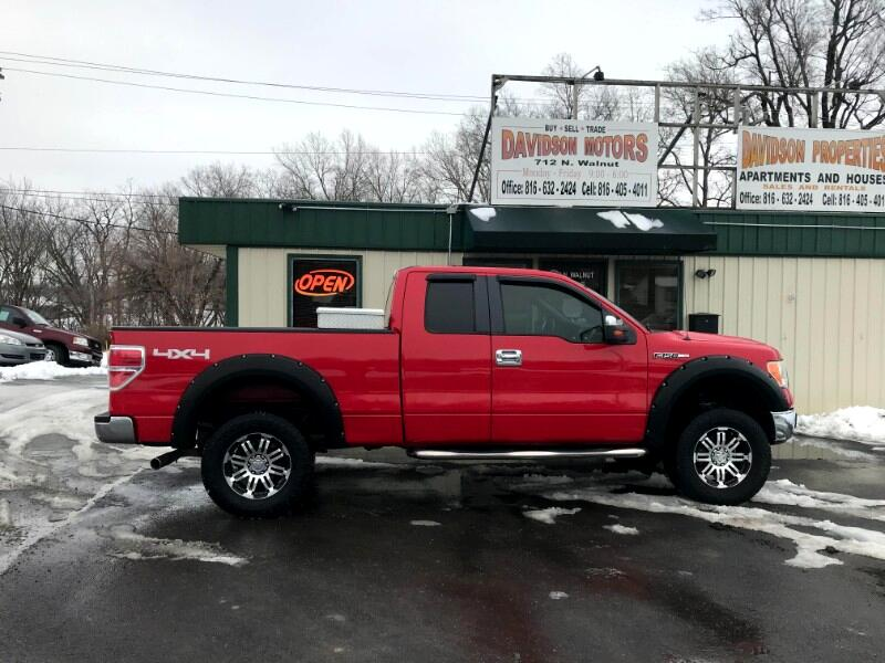 Ford F-150 XLT SuperCab 6.5-ft. Bed 4WD 2009