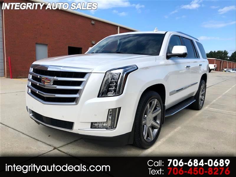 Cadillac Escalade Premium 4WD 2016