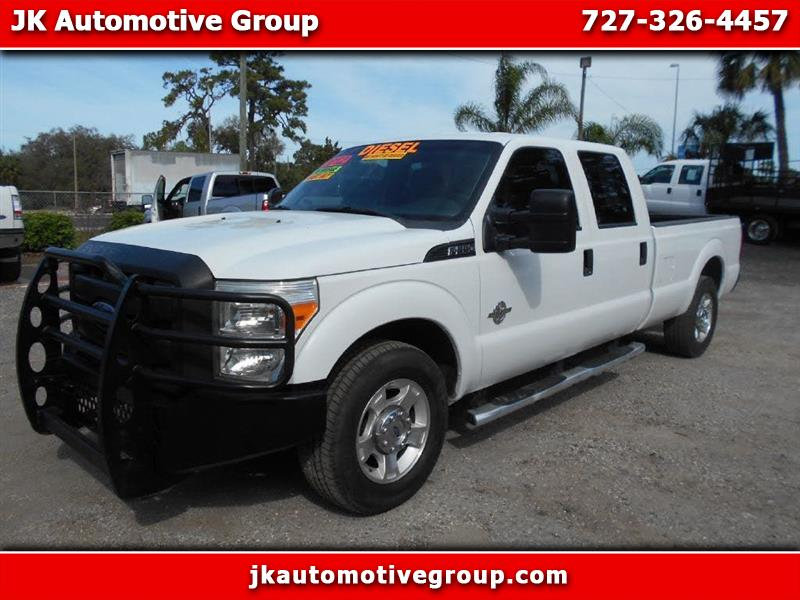 2012 Ford F-350 SD XL Crew Cab Long Bed 2WD
