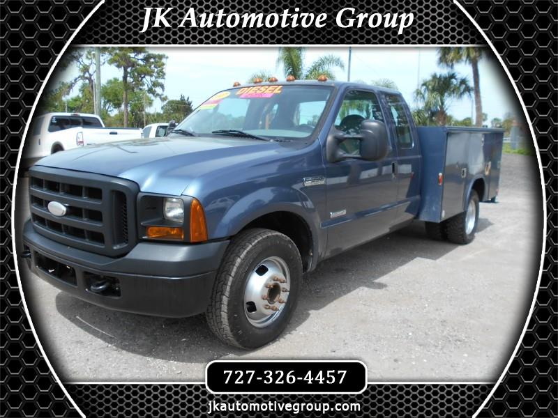 2007 Ford F-350 SD XL SuperCab Long Bed DRW 2WD