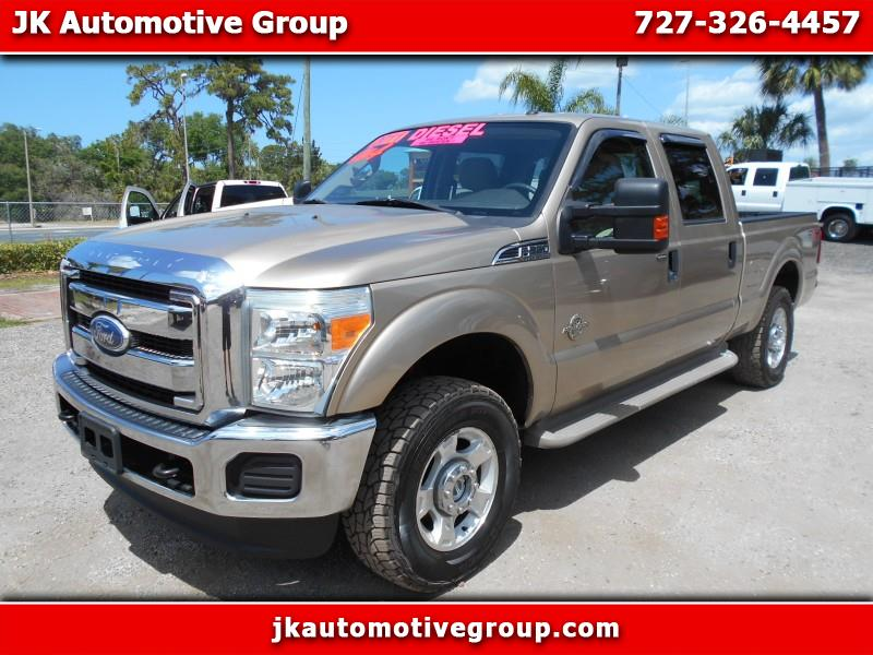 2011 Ford F-250 SD XLT Crew Cab Short Bed 4WD