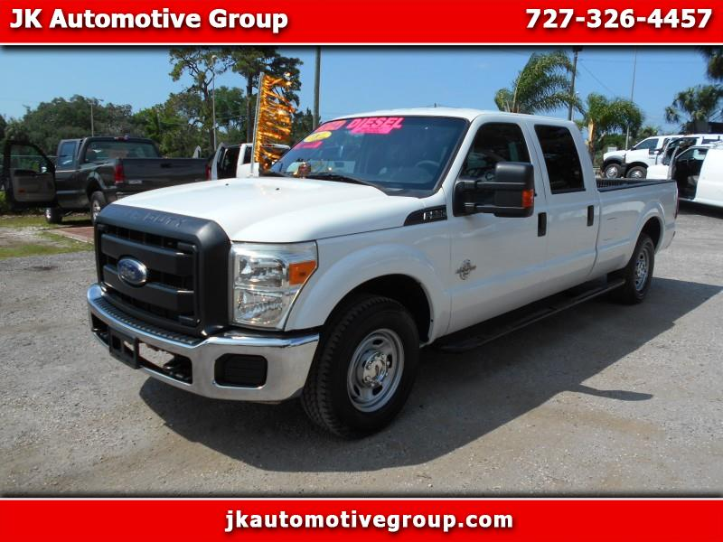2014 Ford F-350 SD XL Crew Cab Long Bed 2WD