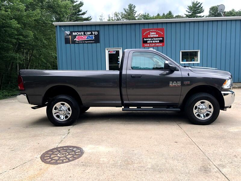 RAM 3500 Tradesman Regular Cab 4WD 2016