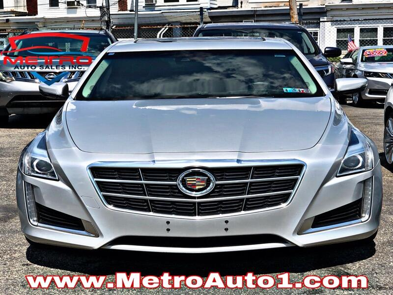 2014 Cadillac CTS Luxury AWD w/ Navi