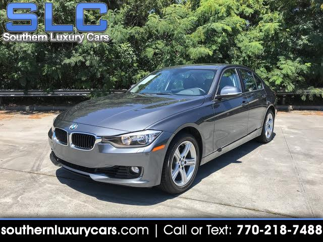 2013 BMW 3-Series 328i xDrive Sedan