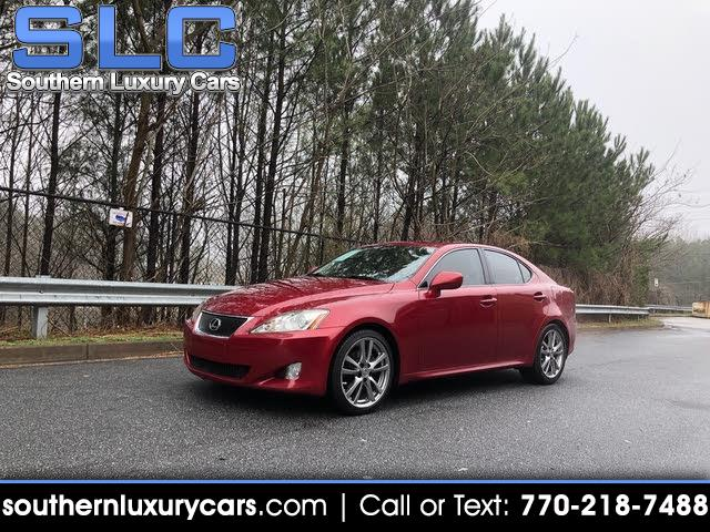 Lexus IS 250 RWD 2008