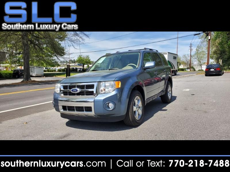 2012 Ford Escape Limited 4WD