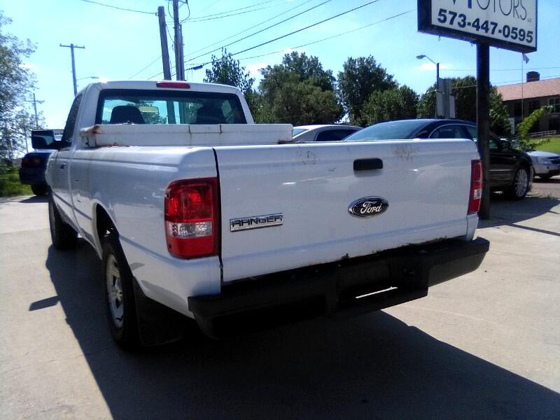 Ford Ranger XL 2WD 2008