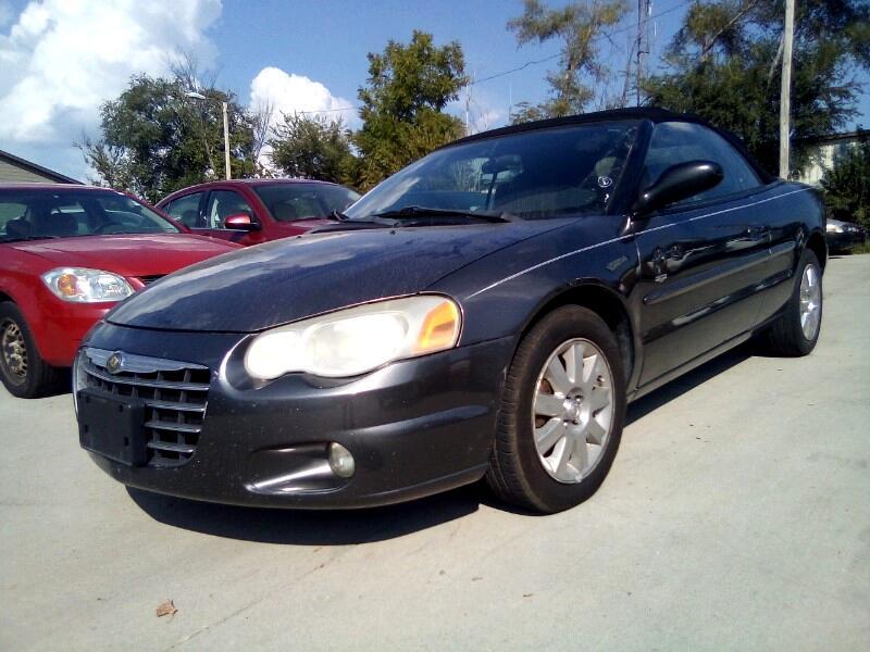 Chrysler Sebring Touring Convertible 2004