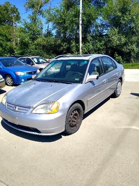 Honda Civic EX sedan 2002