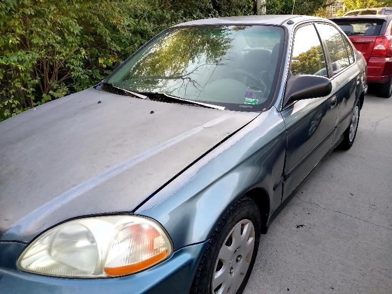 Honda Civic LX sedan 1998