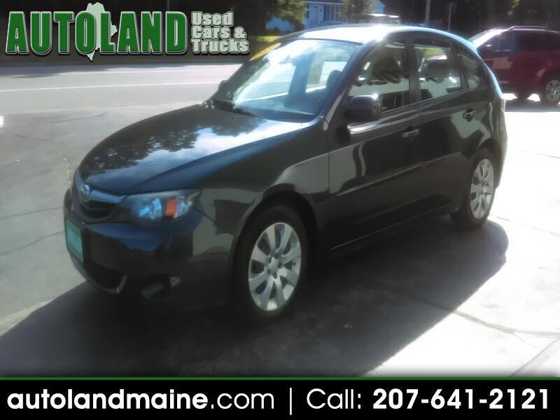 2011 Subaru Impreza Wagon (Natl) 5dr Auto i